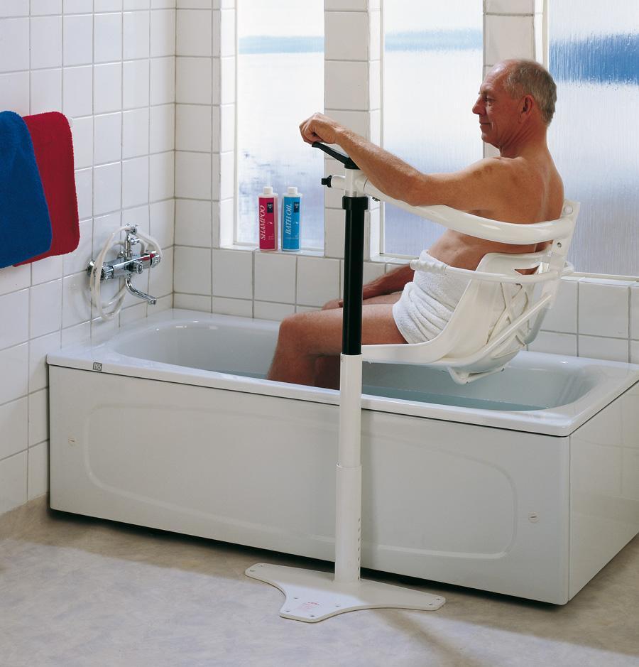 Arjohuntleigh Autolift Bath Lift