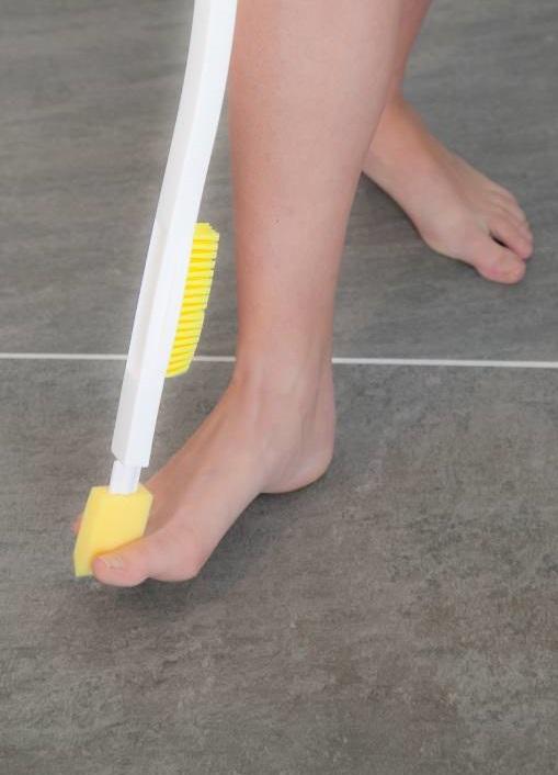 Foot Brush & Sponge