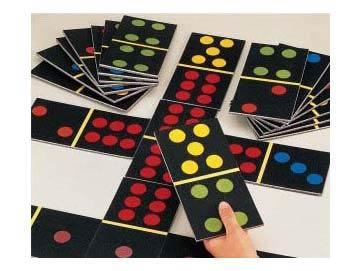 Big Floor Dominoes 1