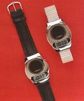 Talking Alarm Wristwatches