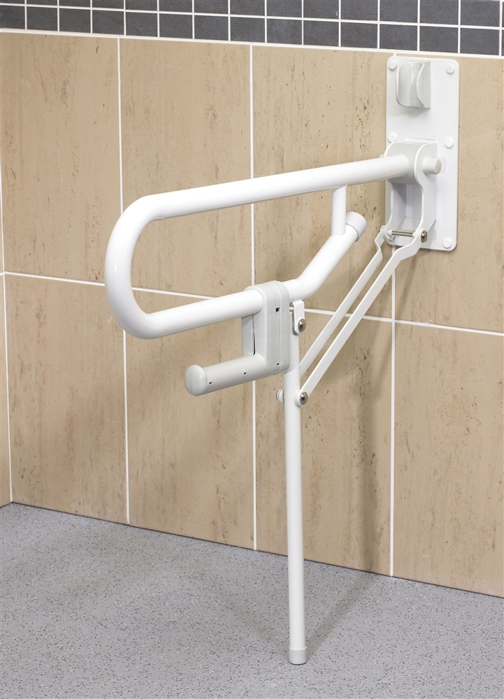 Akw Fold Up Double Support Rails 1
