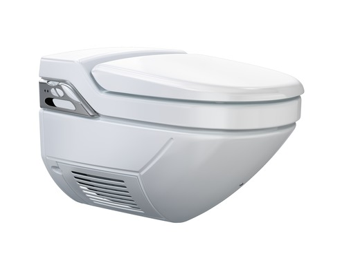 Aquaclean 8000 Wash Dry Toilet Living Made Easy