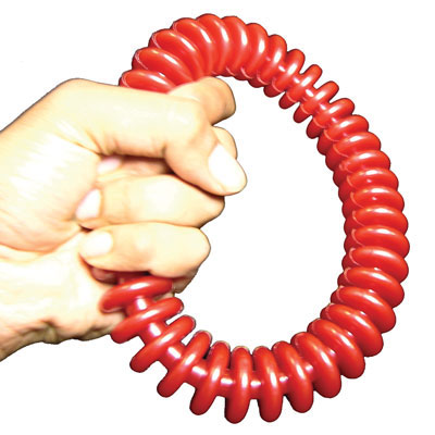 Telephone Wire Quoits 1