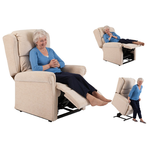 Dual Motor Riser Recliner Living Made Easy