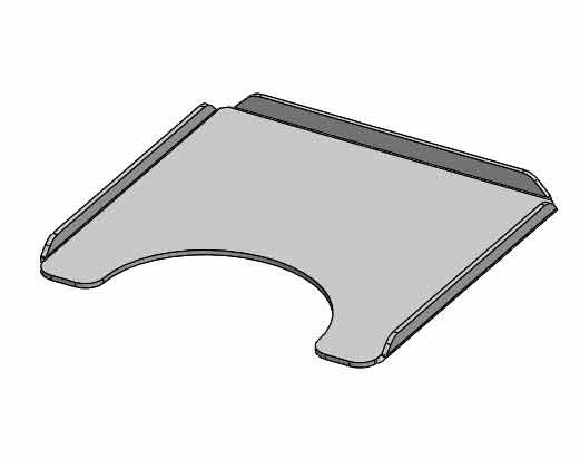 Contoured Trays 1