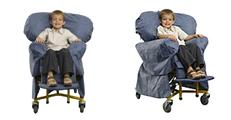 Symmetrikit Tiltrite Chair