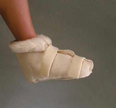 Fleece Open Slippers