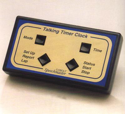 Talking Timer Alarm Clock