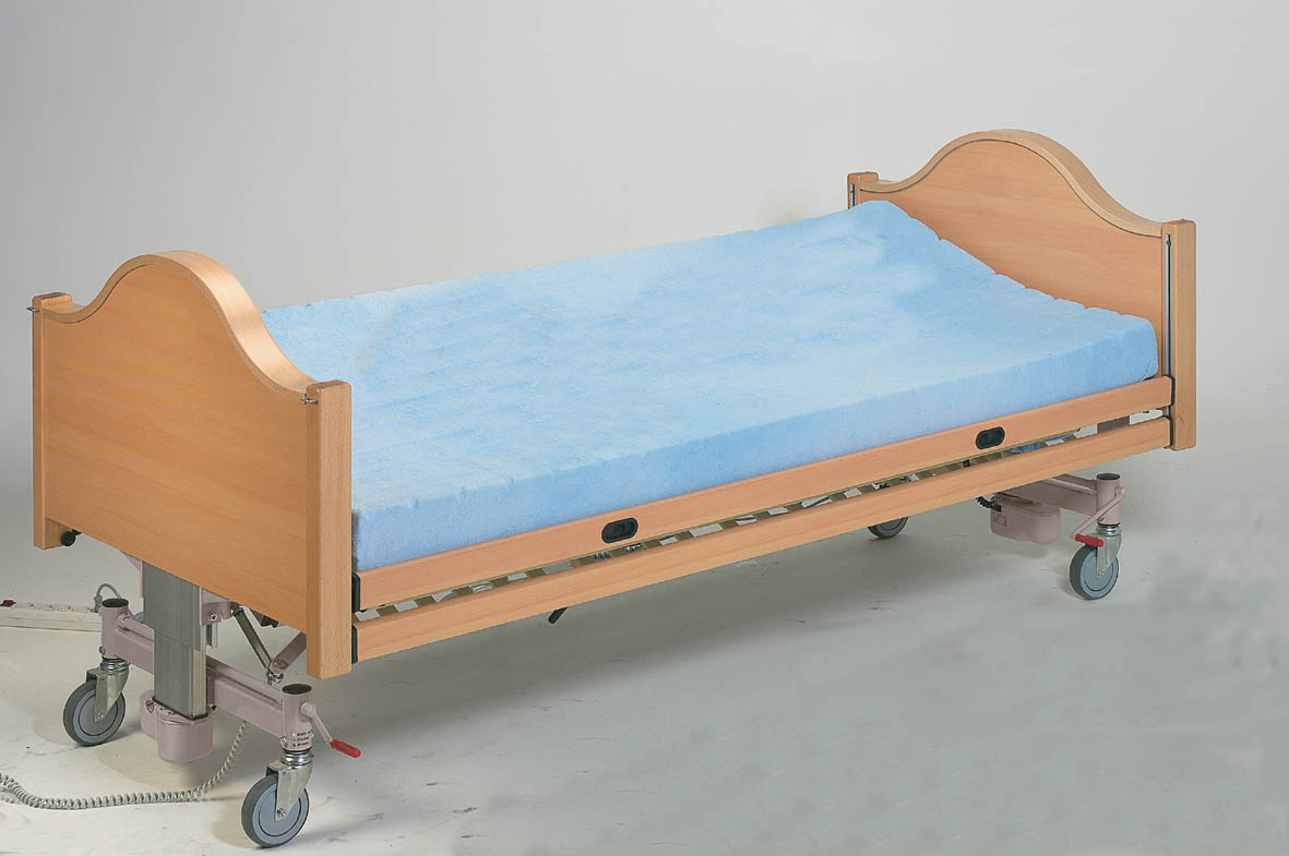 Adjustable Height Bed Frame Full
