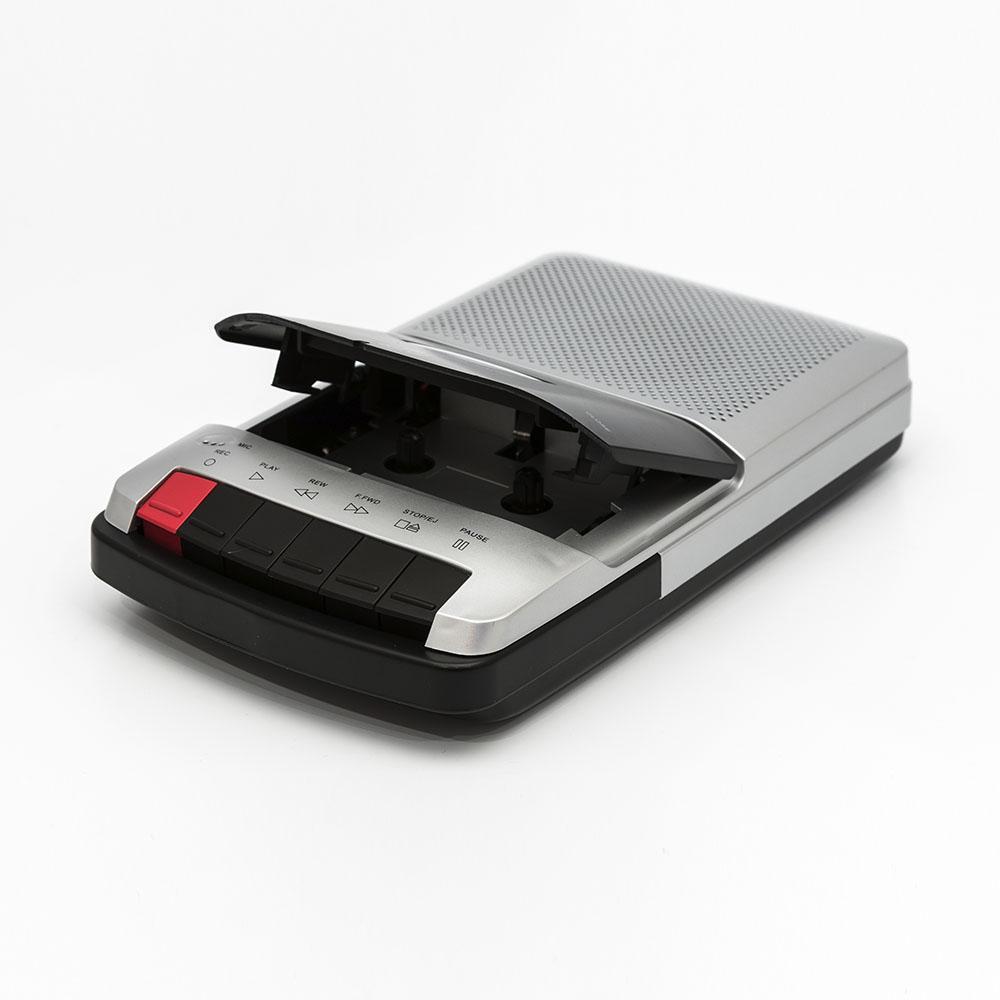 Portable Cassette Recorder Living Made Easy