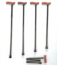 Adjustable Folding Walking Sticks