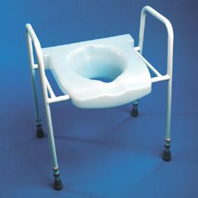 stamford combi scandia toilet seat and frame