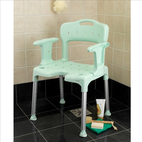 Etac Swift Shower Stool And Chair Living Made Easy
