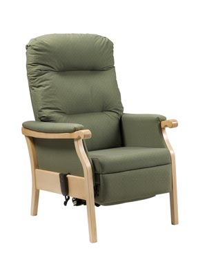 Faraday Reclining Electric Easy Chair