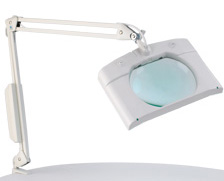 Deluxe Fluorescent Magnifying Lamp