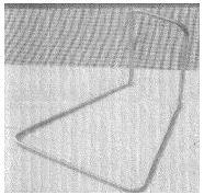 Bed Triangle Grab Rail 1