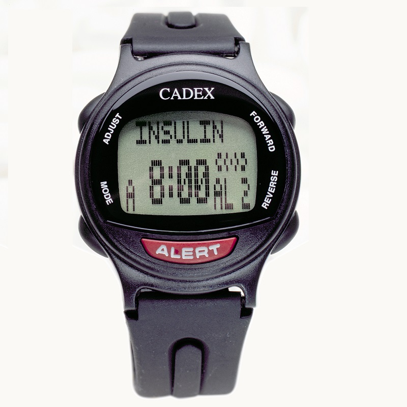 Cadex Medication Reminder and Medical Alert Watch 1