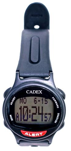 Cadex Medication Reminder and Medical Alert Watch 3