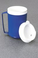 Weighted And Insulated Cup With Lid 1