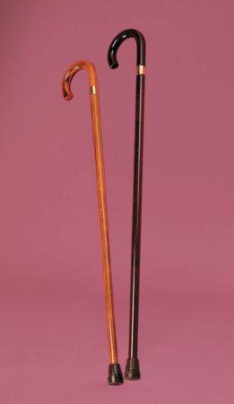 Crook Handle Walking Stick 2