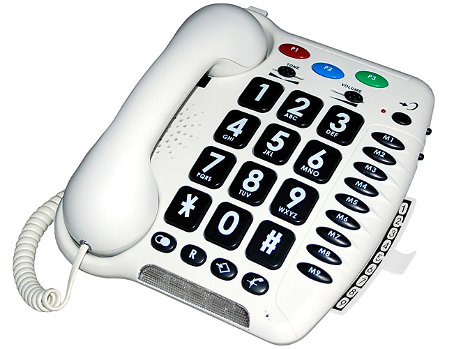 Cl100 Big Button Telephone
