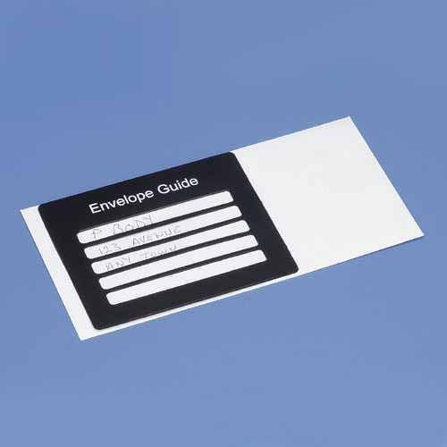 Envelope Guide 1