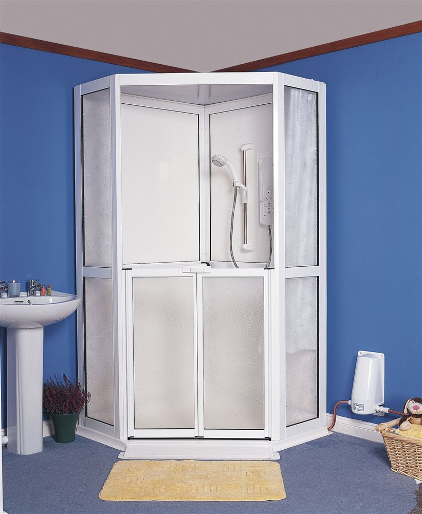Akw Standalone Shower Cubicles