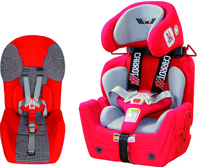 Carrot Car Seat Range - Living made easy