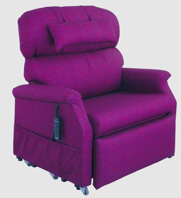 Bariatric Wide Riser Recliner Chair 1