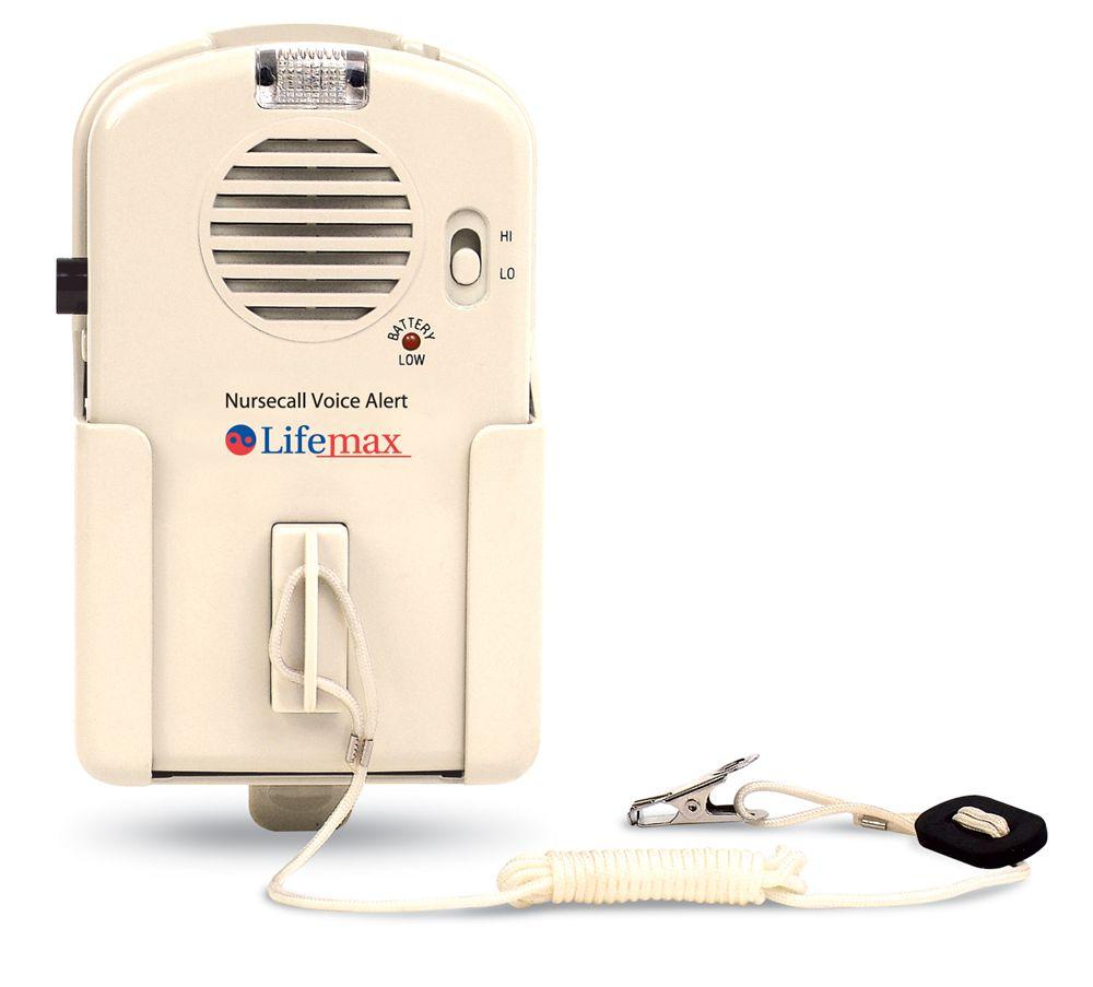 Lifemax Voice Alert Alarm Living Made Easy