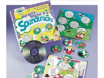 nursery rhyme soundtracks
