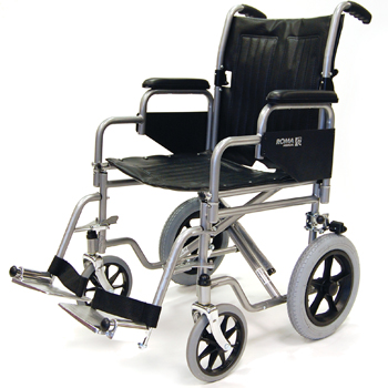 Rma 1100 Transit Steel Wheelchair