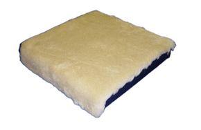 Fleece Top Mobility Cushions 1