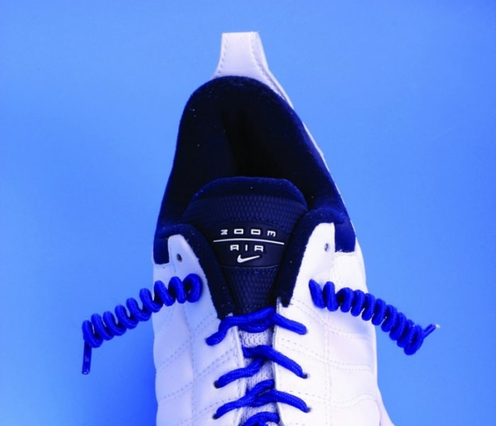 how to make curly shoelaces