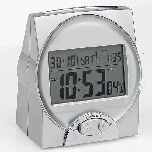Atomic Radio Controlled Alarm Clock