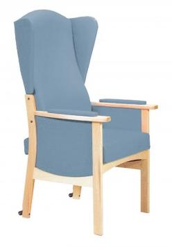 Baroque High Back Chair Living Made Easy