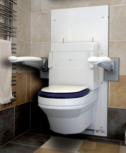 Lima Lifter Height Adjustable Wash Amp Dry Toilet Living