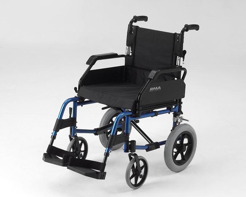 Roma Lightweight Car Transit Wheelchair