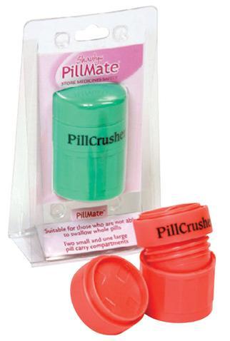 Pillmate Pill Crushers
