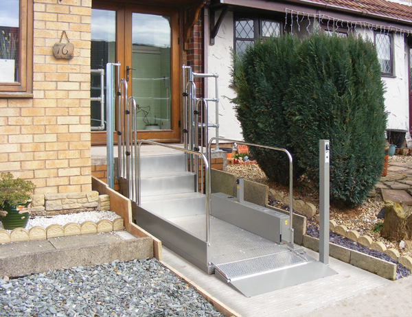 Tsl Domestic Steplifts