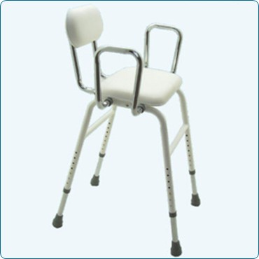 Height Adjustable Resting Chair Living Made Easy