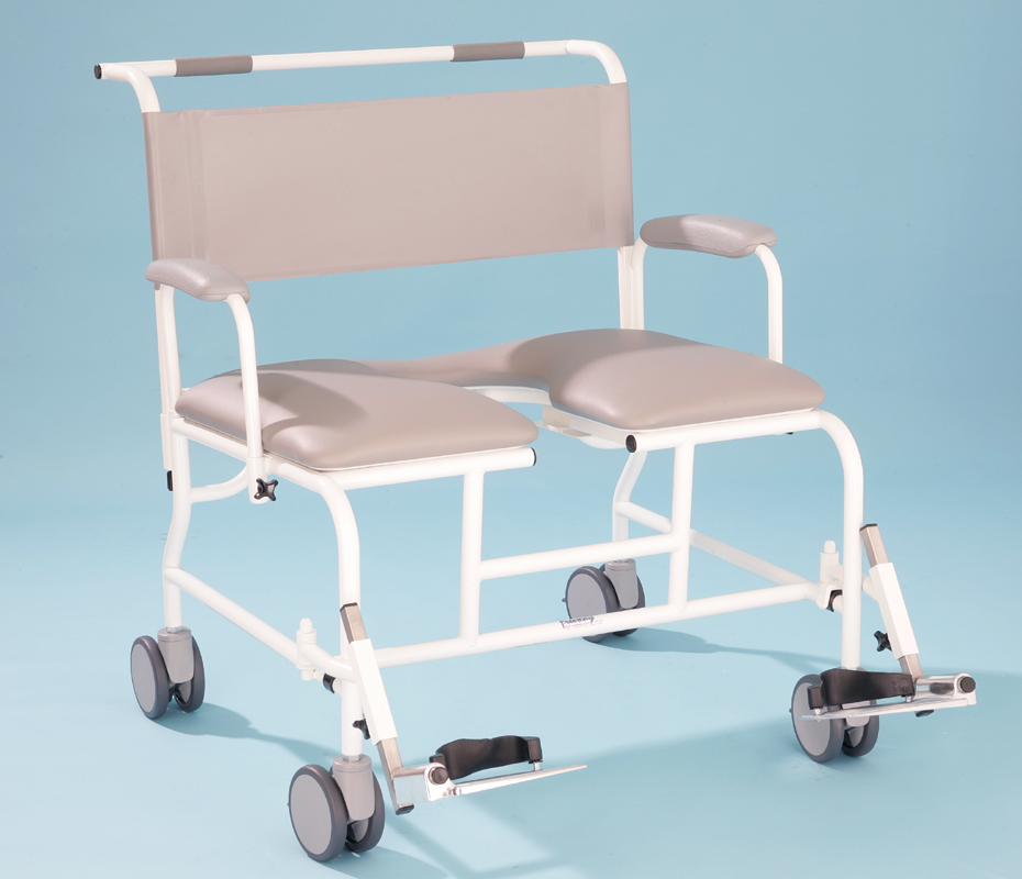 Bariatric Shower Commode Chair Bariatric Wheeled Shower