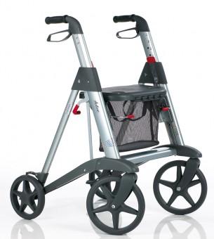 Access Active 4 Wheeled Walker Rollator 3