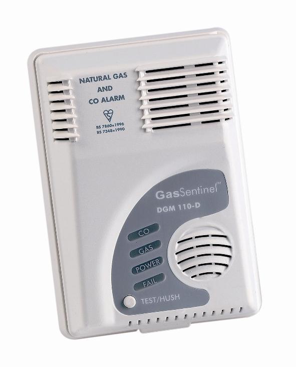 Chubb Gas Carbon Monoxide Detector