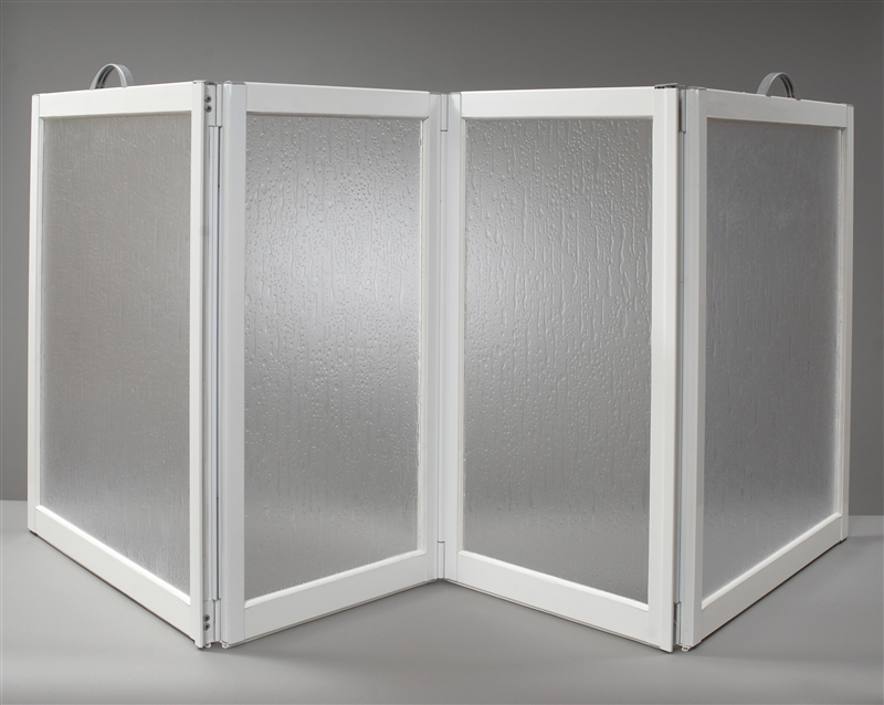 Portable Room Enclosure : Portable carer screen living made easy
