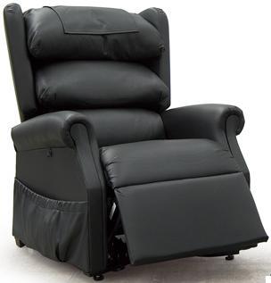 Genial Ambassador Dual Motor Bariatric Rise Recliner Chair ...