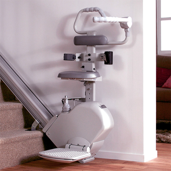 Acorn Perch Stairlift For Narrow Stairs Living Made Easy