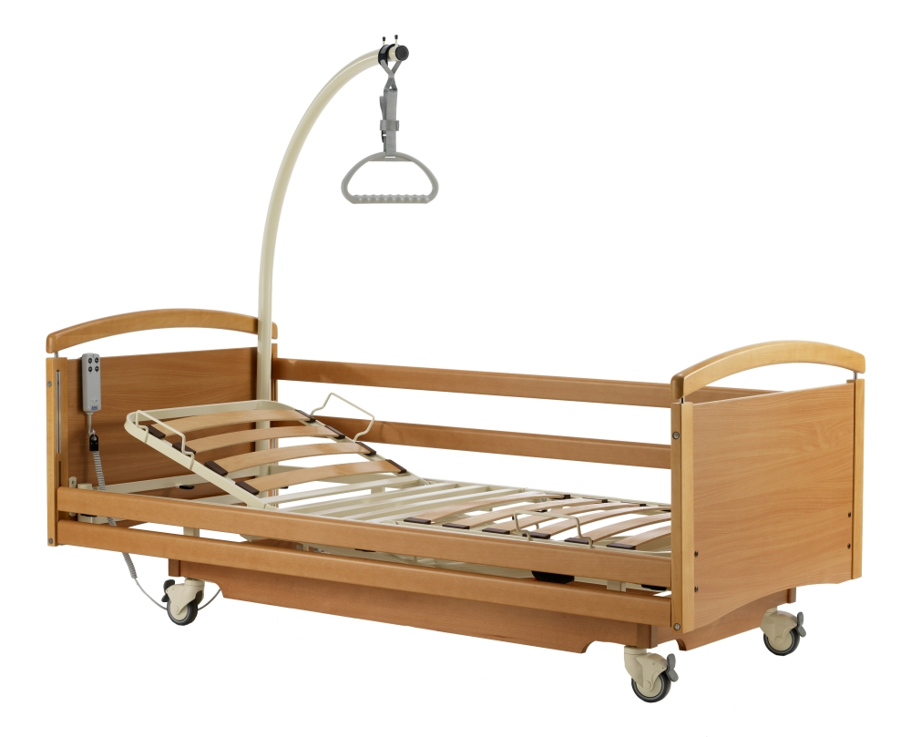 Solace 102 profiling height adjustable bed living made easy for Adjustable beds