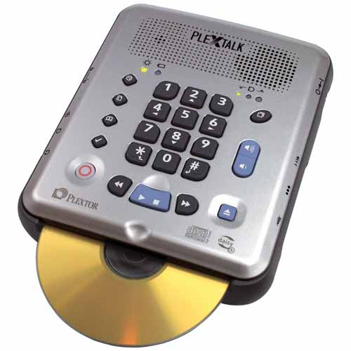 Plextalk PTR2 Player-Recorder