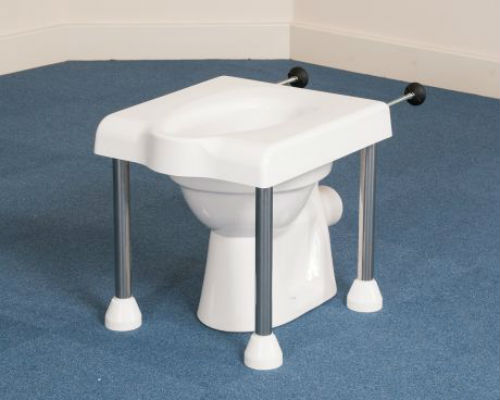 Bariatric Toilet Seat Living Made Easy